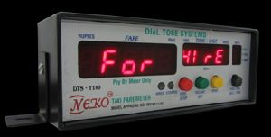 Taxi Fare Meter (model: Dts-t100)