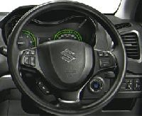 Steering Wheel With Airbags