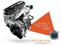 i-DTEC 27 kmpl  diesel engine