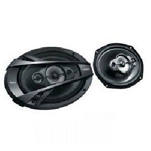 Oval Car Speakers
