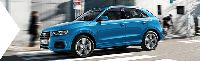 Audi Q3 luxury car
