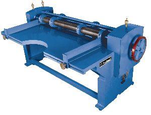 4 Bar Rotary Paper Slotting Machine