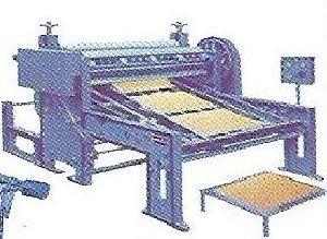 Gerrari Type Paper Cutting Machine