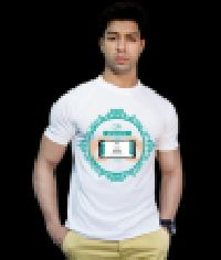 Effit Awesome White Mega Print T-shirt