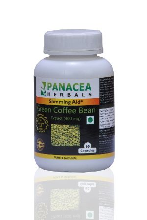 Green Coffee Bean Capsules