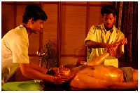 Ayurvedic Herbal Massage