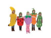 Fruit Fancy Dresses