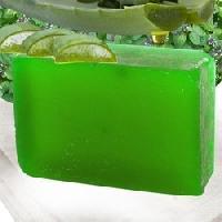 Aloe Vera Saffron Soap 75g