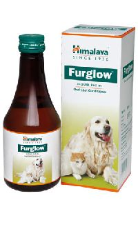 Furglow pet syrup