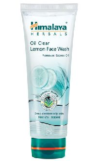 Oil Clear Lemon Face Wash