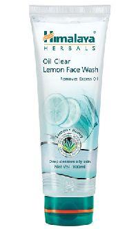 Oil Clear Lemon Face Wash