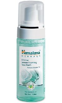 Oil Clear Lemon Foaming Face Wash