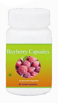 Hawaiian Herbal Bayberry Capsule