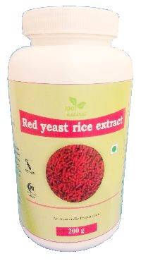 Hawaiian herbal red yeast rice extract powder