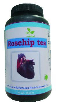 Hawaiian herbal rosehip tea