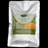 Aloe Vera- Orange Peel Face Pack