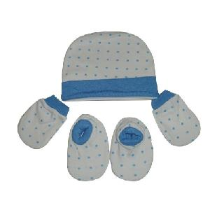 Baby gift set manufacturers suppliers exporters in india baby mitten set negle Choice Image