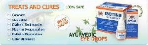 Dr. M S Basu Isotin Eye Drop Advance Formul - 6 Vial Pack