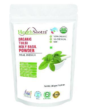 100 gm Healthsootra Organic Basil Powder