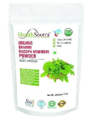 200 gm Healthsootra Organic Brahmi Powder
