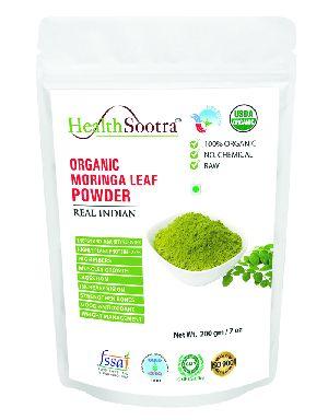 200 gm Healthsootra Organic Moringa Powder