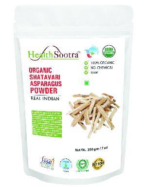 200 Gm Healthsootra Organic Shatavari Powder