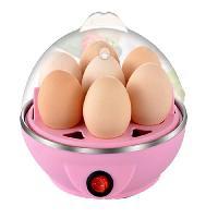 Egg Boiler - Plastic , Steel - 7 Eggs