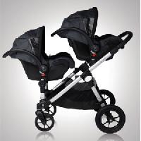 Double Baby Car Seat