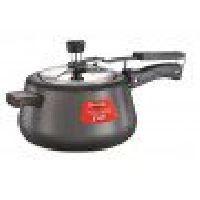 Nakshtra Cute Hard Anodised Pressure cooker 5 Litre