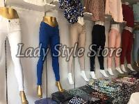Women Multi colors Lycra Pants