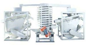 Almond Cracking & Shelling Machine