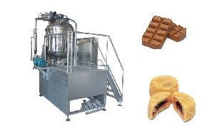 Central Filled Soft Candy Production Line