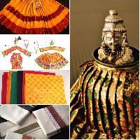 pooja dresses