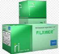 Filamide Surgical Sutures