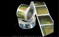 Inkjet Printing Hologram Labels