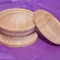White Ash Soap Bowl