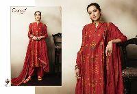 Ganga Silk Suits