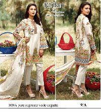 Rajbari Original Pakistani Lawn Suits With Voil Dupatta
