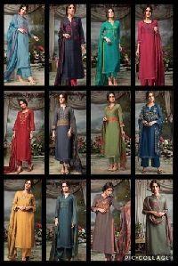 TNM Pashmina Suits