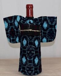 Handcrafted Wine Bottle Cover