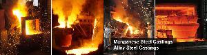 Manganese Alloy Steel Castings