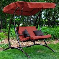 Lotus Portable Lawn Hanging Chair