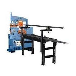 Angle Punching Machine