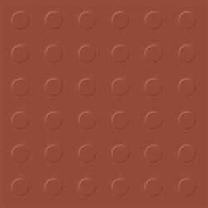 12x12 Ordinary Terracotta Vitrified Parking Tiles