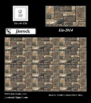 12x24 High Depth Elevation Wall Tiles
