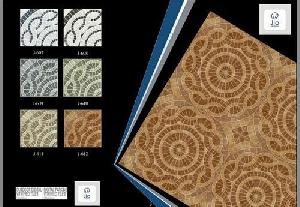 300x300 Digital Heavy Duty Parking Tiles