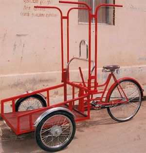 Ice Tricycle