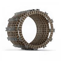Clutch Fiber Plate