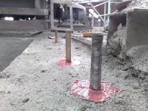 Foundation Bolt Fixing Services
