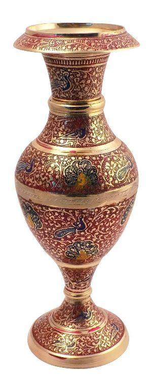 Vian0431 Antique Flower Vase